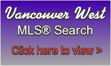 Vancouver West homes for sale